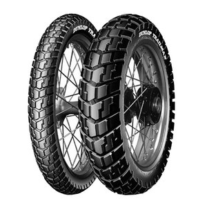 Pneumatique TRAILMAX 110/80 - 18 (58S) TT