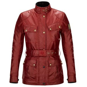 Veste TRIALMASTER PRO WAX LADY  Red