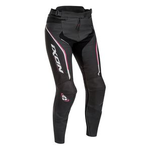 Pantalon TRINITY  Black/White/Fuschia