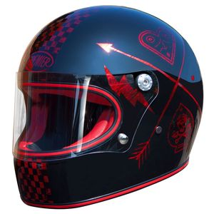 Casque TROPHY NX - ROUGE  Rouge