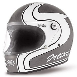 Casque TROPHY - M GREY  Gris