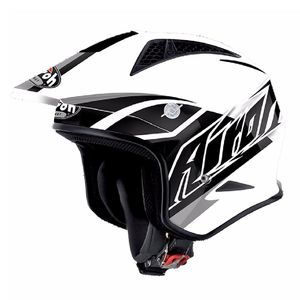 Casque trial TRR S - BREAKER 2017 Blanc