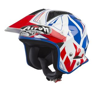 Casque trial CONVERT - GLOSS 2020 Bleu
