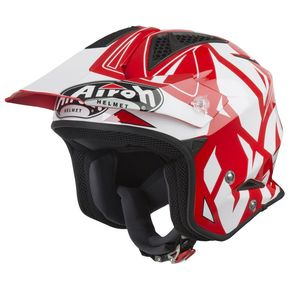 Casque trial CONVERT - GLOSS 2020 Rouge