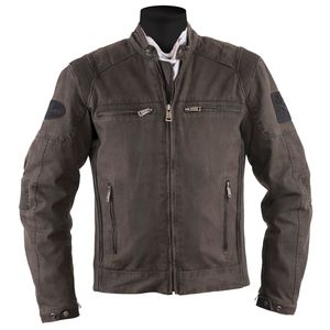 Blouson TRUST - coton Dirty  Marron