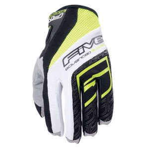 Gants Cross Five Trx Fluo Yellow 2018