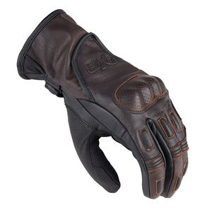Gants TTR MARRON CE  Brown