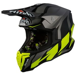 Casque cross TWIST - GREAT - ANTHRACITE MATT 2019 Gris/Noir