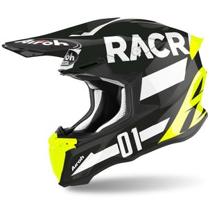 Casque cross TWIST 2.0 - RACR - GLOSS 2021 Multicolore