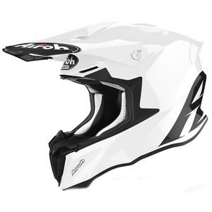 Casque cross TWIST 2.0 - COLOR - WHITE GLOSS 2021 White