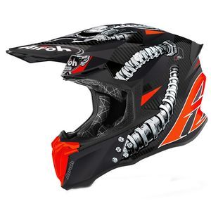 Casque cross TWIST 2.0 - BOLT - MATT 2021 Multicolore