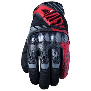 Gants RS-C  Black Red