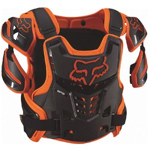 Plastron RAPTOR VEST - ORANGE - 2019 Orange