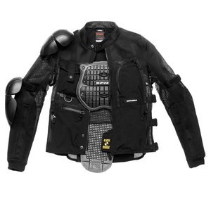 Gilet de protection MULTITECH ARMOR EVO  Noir