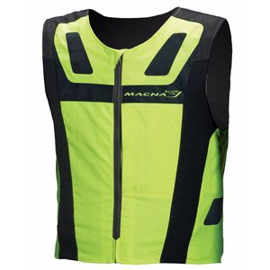 Gilet de protection VISION 4 ALL-PLUS  Jaune Fluo