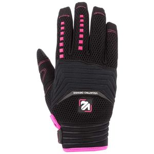 Gants cross MX18 LADY BLACK/PINK 2018 NOIR/ROSE