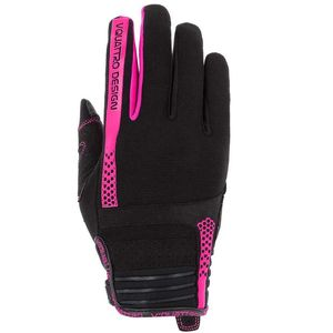 Gants Cross V Quattro Rush 18 Lady Black/pink