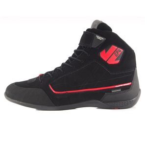 Baskets GP4 WP  Noir/Rouge