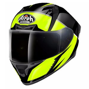 Casque VALOR - ECLIPSE  Jaune