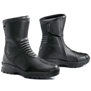 Demi-bottes VALLEY SA WATERPROOF  Noir