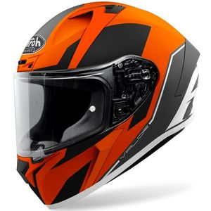 Casque VALOR - WINGS - ORANGE MATT  Orange matt