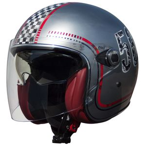 Casque Premier Vangarde Fl - Chromed