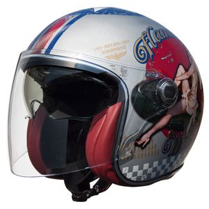 Casque Premier Vangarde Pin Up