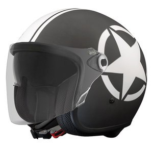 Casque Premier Vangarde - Star 9 - Black Mat