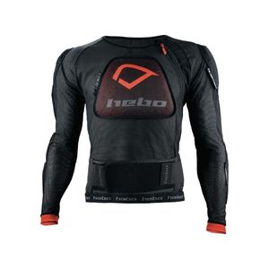 Gilet de protection DEFENDER 2.0 2020 Noir