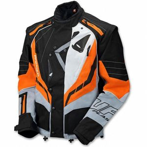Veste enduro NOIR / ORANGE 2017 Noir/Orange
