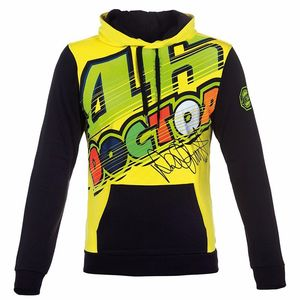 Sweat HOODY FLEECE  Jaune