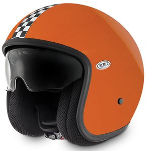 Casque Premier Vintage - Ck - Orange