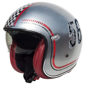 Casque Premier Vintage Fl Chromed