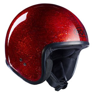 Casque Roof Vintage Glitter