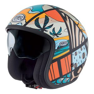 Casque VINTAGE - MALI  Multicolore
