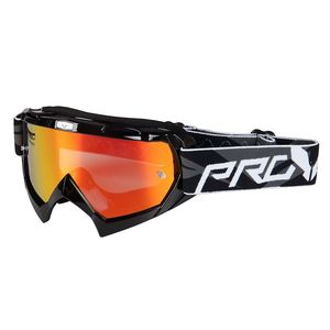 Masque cross VISION BASE IRIDIUM BLACK  Black