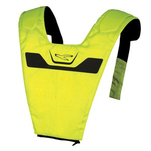 Gilet de protection VISION VEST N - NIGHT EYE  Jaune Fluo