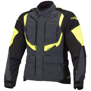 Veste VOSGES NIGHT EYE  Gris/Jaune fluo