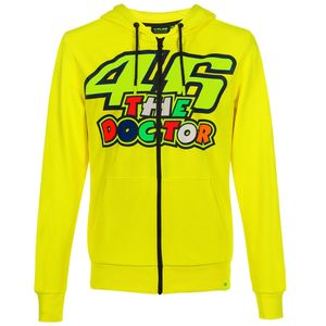 Sweat VALENTINO ROSSI 46 THE DOCTOR  Yellow