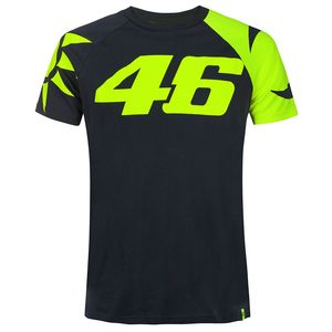 T-Shirt manches courtes VALENTINO ROSSI SOLE E LUNA  Blue