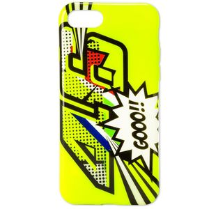 Coque de protection I PHONE COVER VALENTINO ROSSI  Jaune