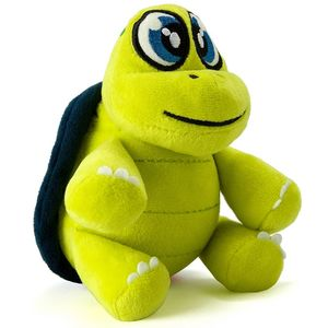 Peluche VRl46 - TORTUE SOLE E LUNA  Yellow
