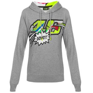 Sweat VALENTINO ROSSI POP ART  Grey