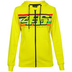 Sweat VALENTINO ROSSI STRIPES  Yellow