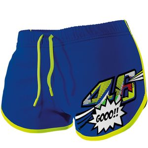 Short VALENTINO ROSSI POP ART  Blue
