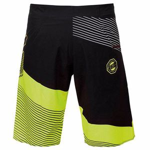 Short BOARD  Jaune/Noir