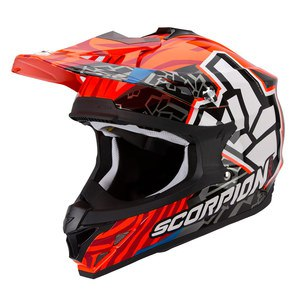 Casque Cross Scorpion Exo Vx-15 Evo Air - Rok Bagoros 2018