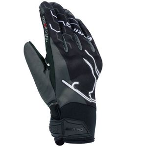 Gants WALSHE  Black Grey