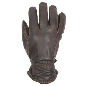 Gants WALTER - cuir  PULL UP marron  Marron
