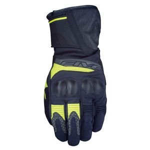 Gants WFX2 WATERPROOF  Black Fluo Yellow